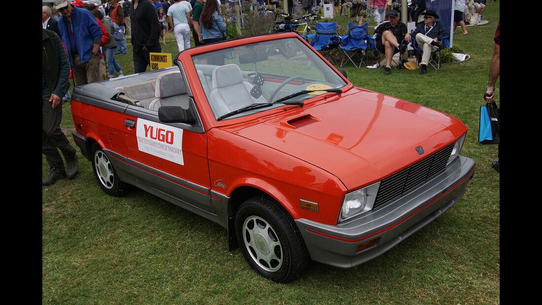 Yugo Cabrio 1990