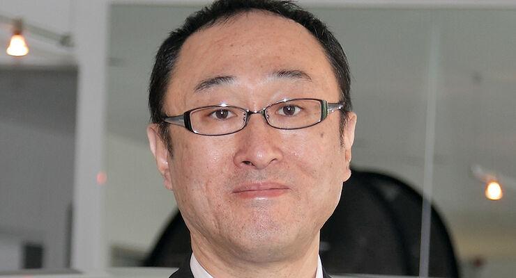 Yuishi Fukuda