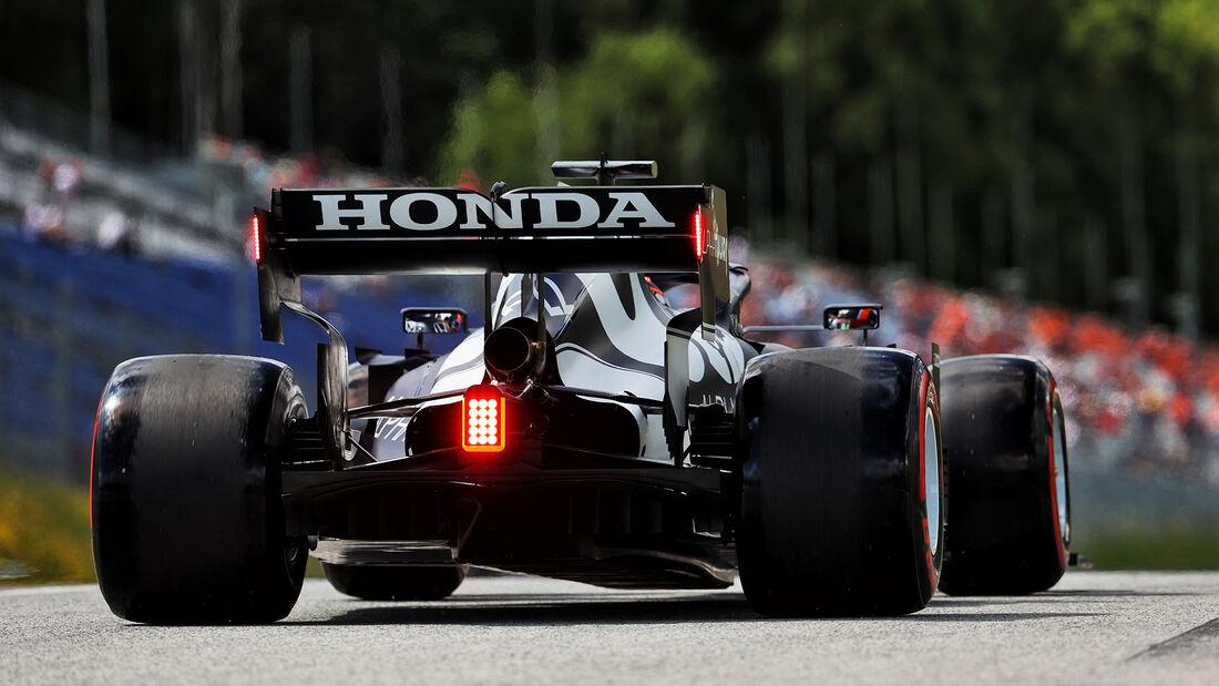 Yuki Tsunoda - Alpha Tauri - Formel 1 - GP Steiermark - 26. Juni 2021