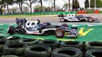 Yuki Tsunoda - Alpha Tauri - Imola - Formel 1 - GP Emilia Romagna - 17. April 2021