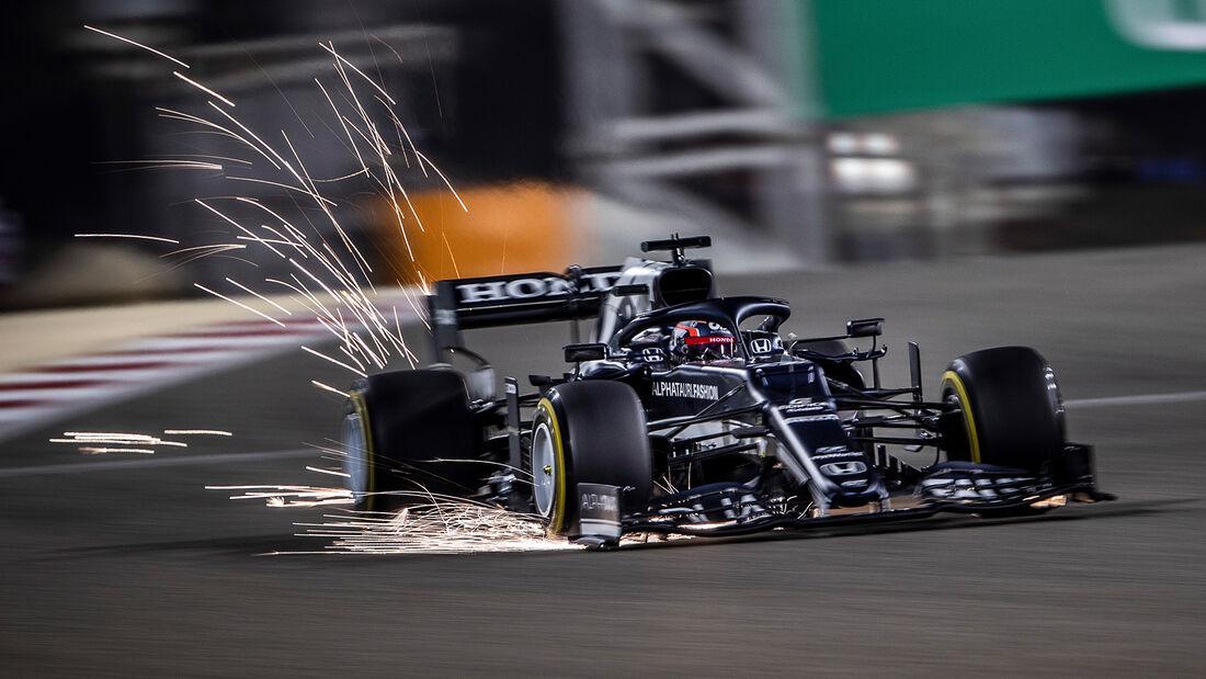 Yuki Tsunoda - GP Bahrain - 2021