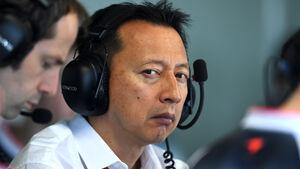 Yusuke Hasegawa - Honda - Formel 1 - 2016