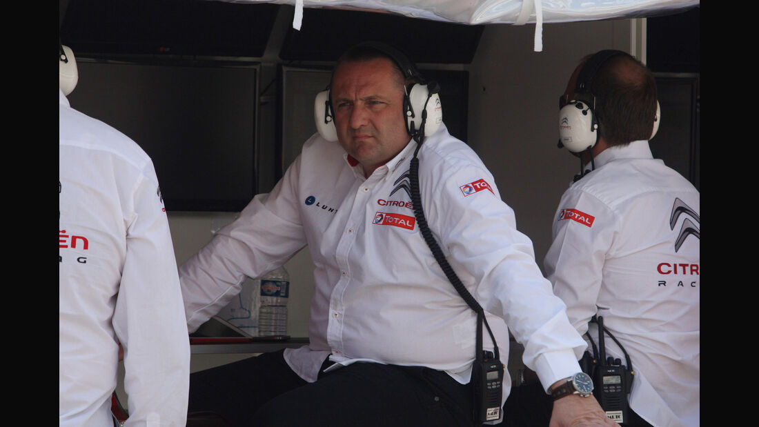 Yves Matton - Citroen - Motorsport