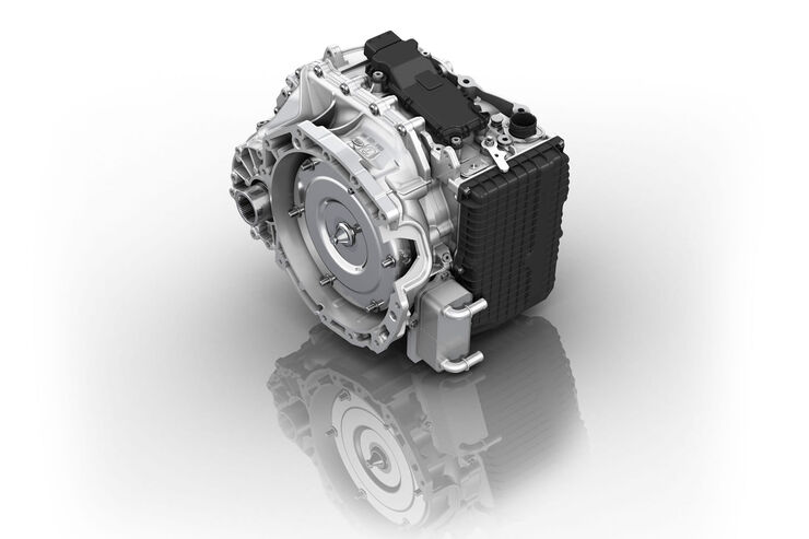 ZF 9-Gang-Getriebe