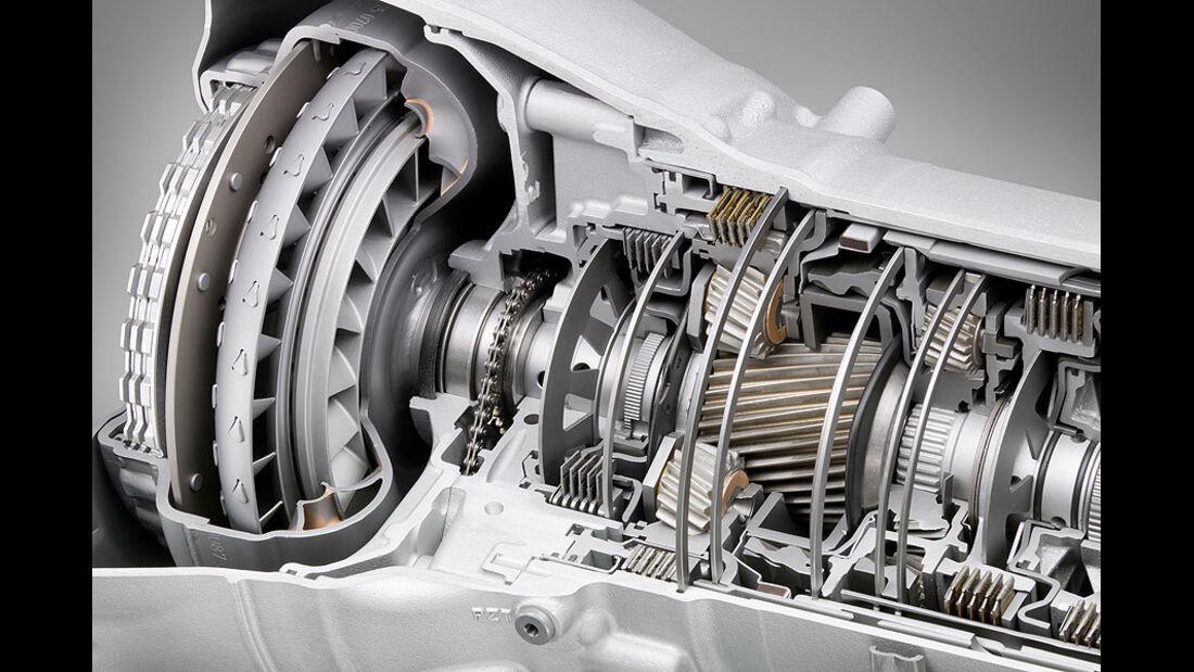 ZF-Achtganggetriebe