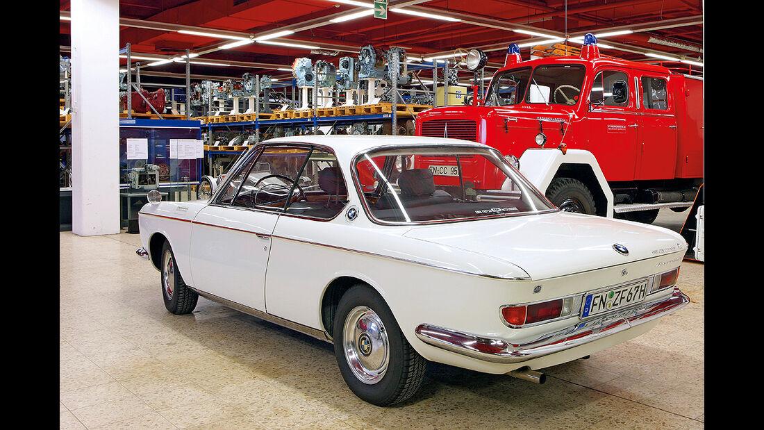 ZF-Archiv, BMW 2000 C