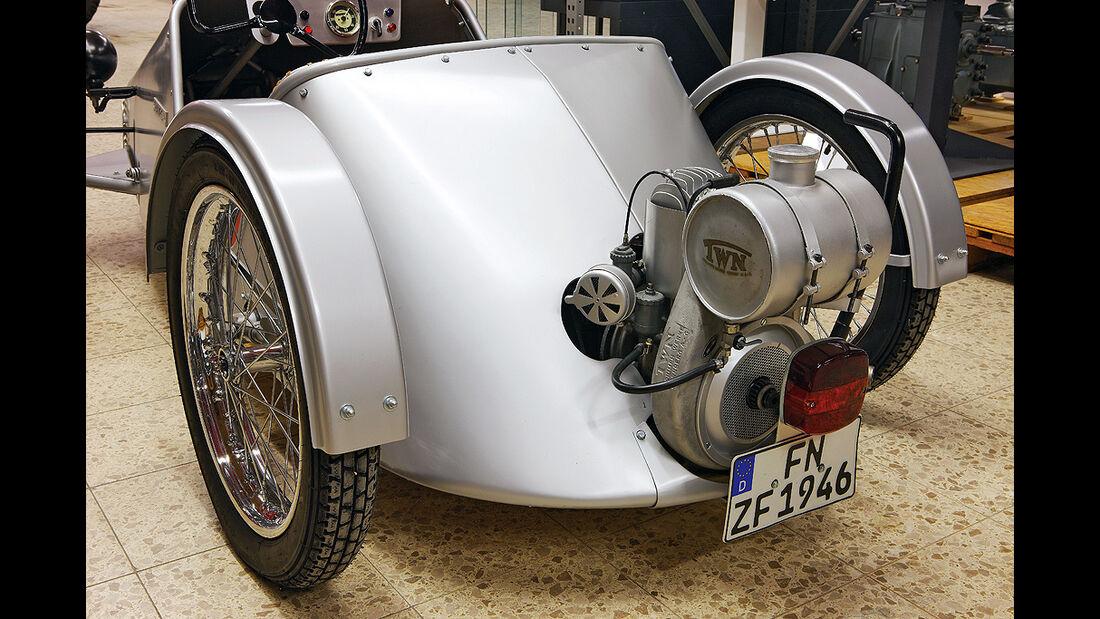 ZF-Archiv, Champion, Motor