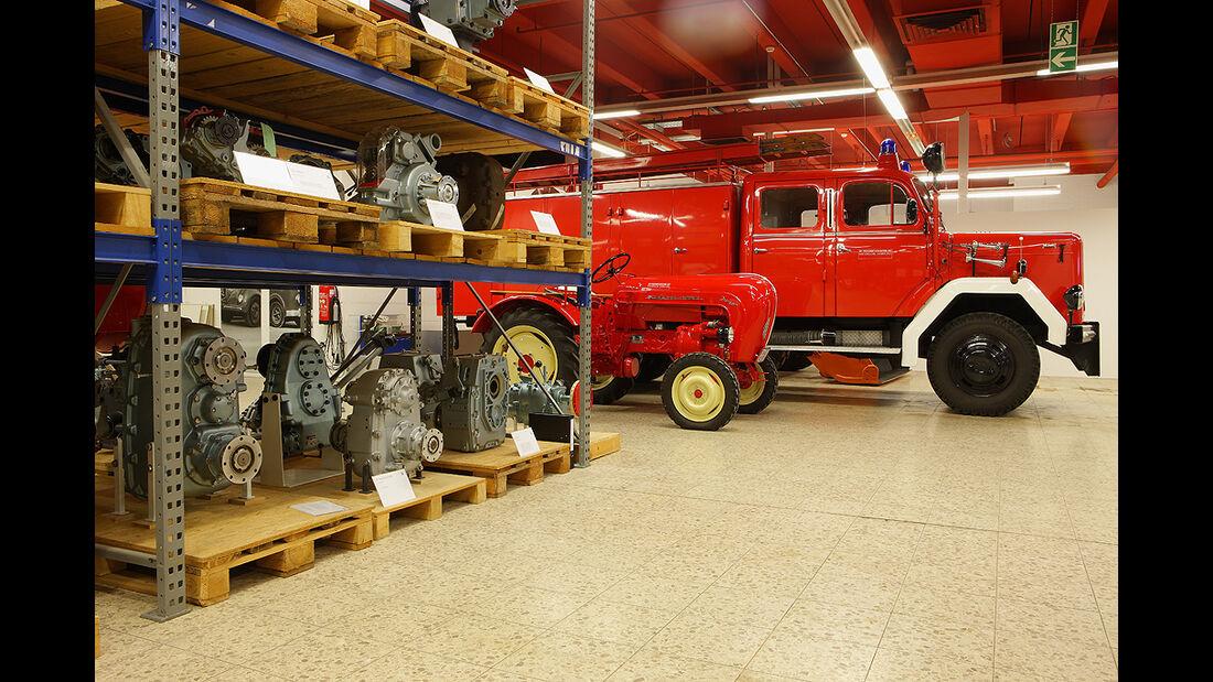 ZF-Archiv, Feuerwehrauto