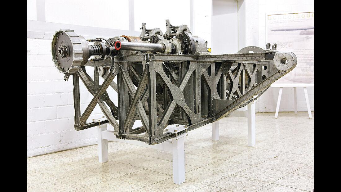 ZF-Archiv, Getriebe Luftschiff, Zeppelin