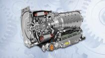 ZF-Baukasten-Hybridgetriebe, Getriebe