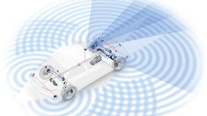 ZF Friedrichshafen autonomes Fahren