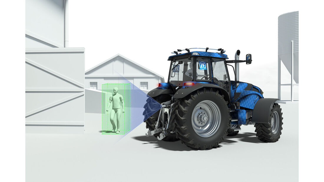ZF Innovation Tractor
