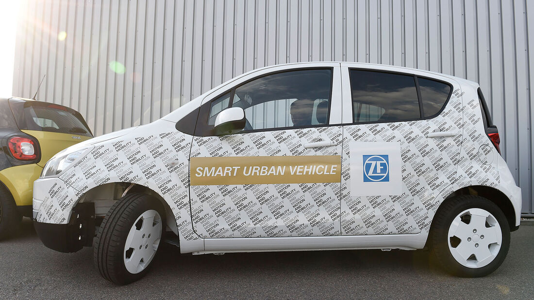 ZF Smart Urban Vehicle