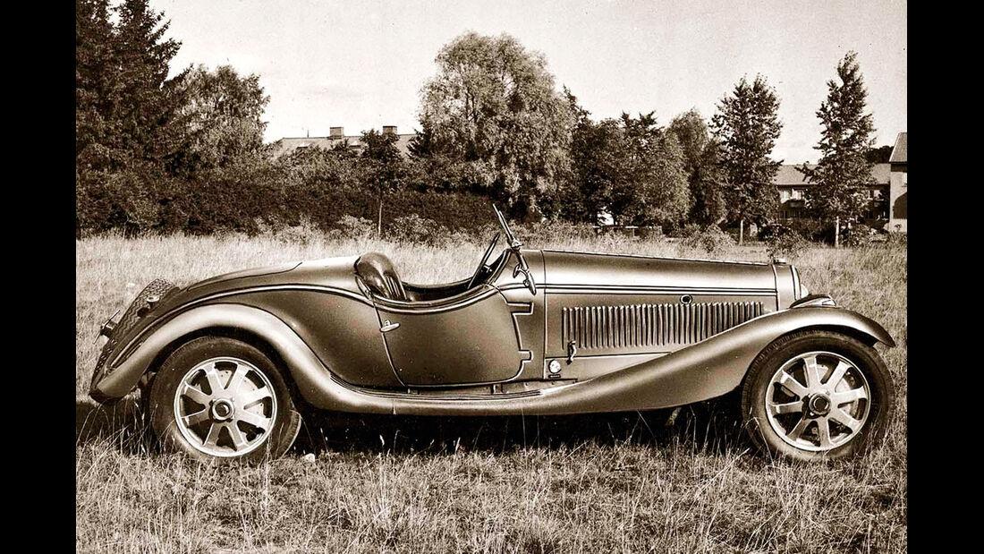 Zagato Bugatti