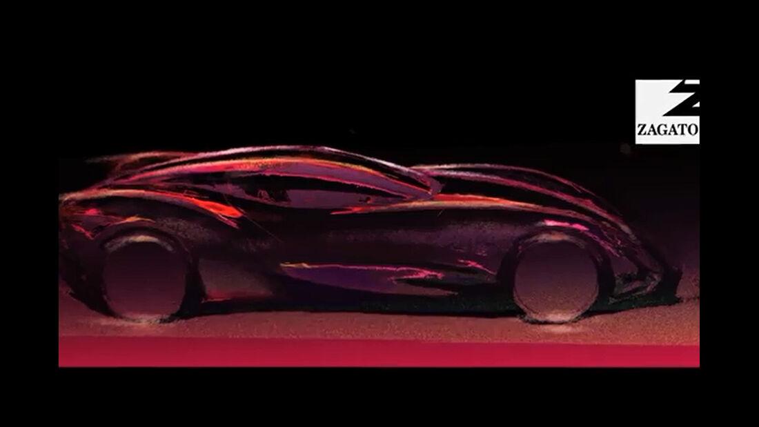 Zagato Vision Gran Turismo
