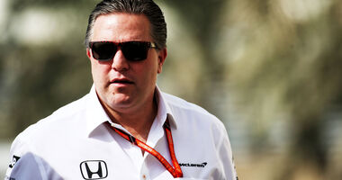 Zak Brown - McLaren - Formel 1