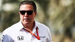 Zak Brown - McLaren - Formel 1