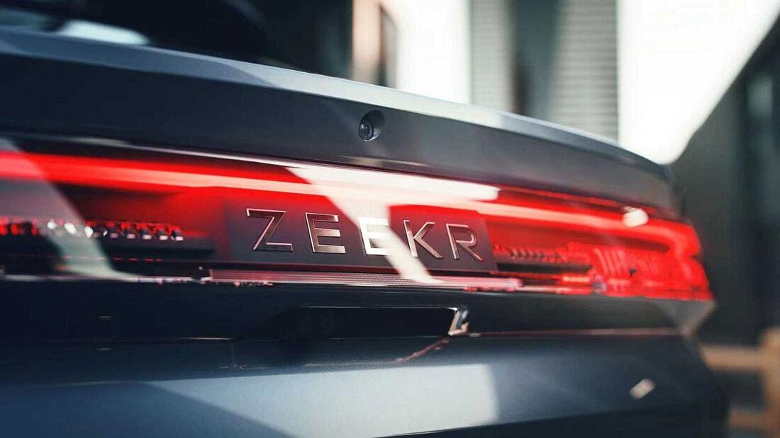 Zeekr 001