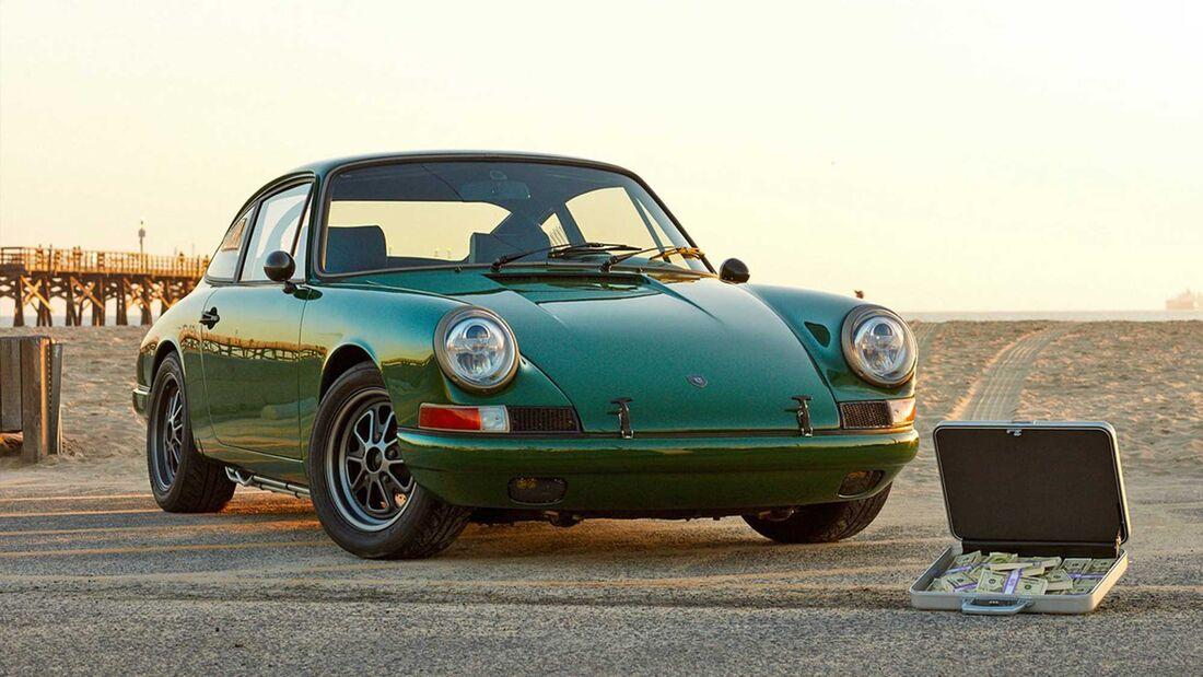 Zelectric Porsche 911 (1968)