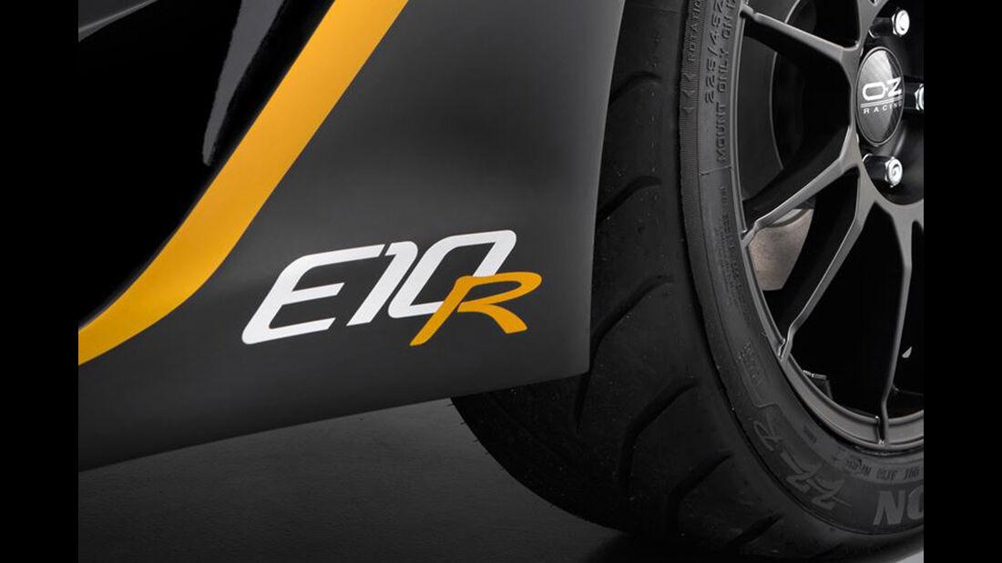 Zenos E10 R, Vorstellung, Extremsportler