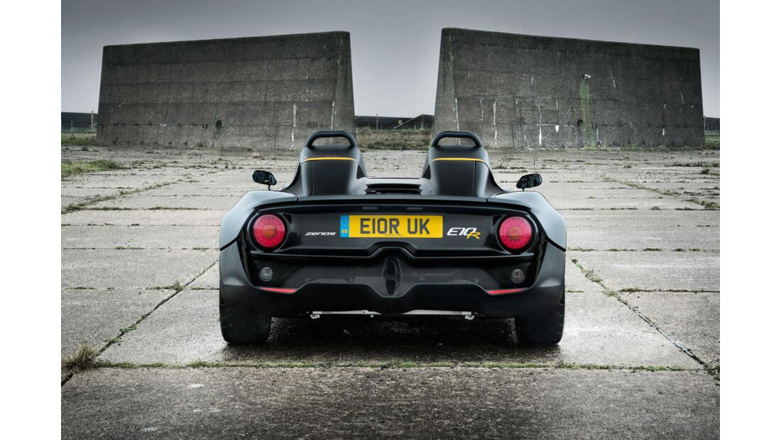 Zenos E10 R, Vorstellung, Tracktool