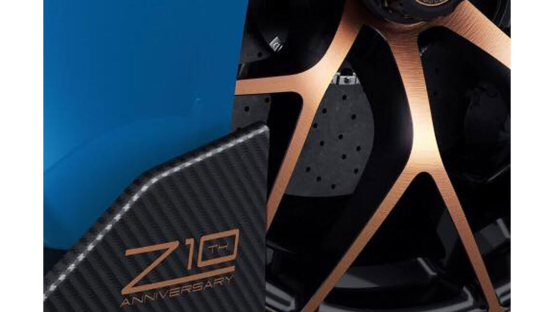 Zenvo 10th Anniversary Teaser