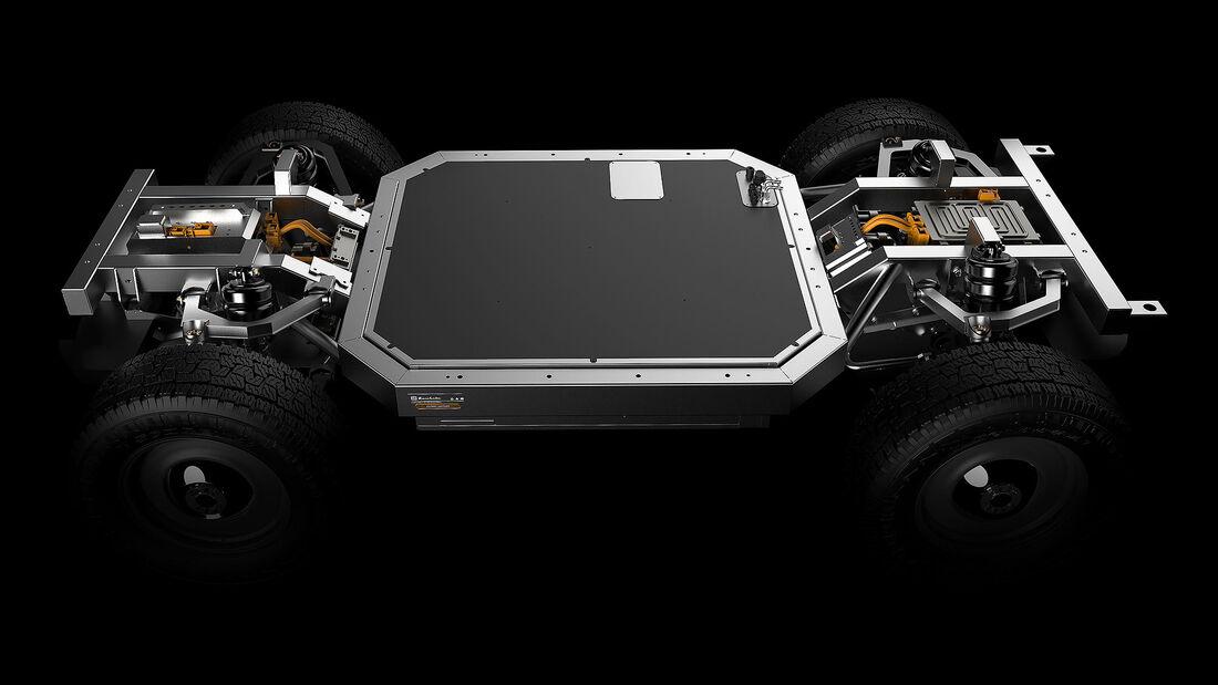 Zero Labs Elektro-Plattform