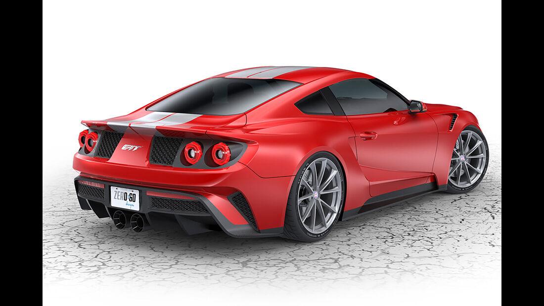 Zero to 60 Design GTT