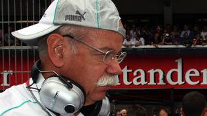 Zetsche F1 Fun Pics 2012