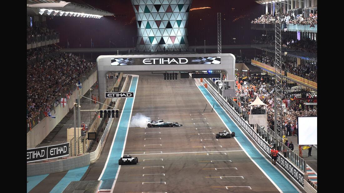 Ziel - GP Abu Dhabi 2017