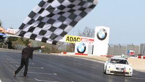 Zielflagge, VLN 1.Lauf Langstreckenmeisterschaft Nürburgring 02-04-2011