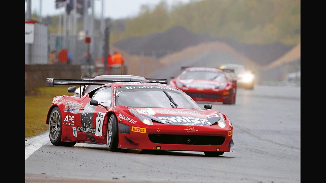 Zolder, Ferrari-GT, AF Corse-Team