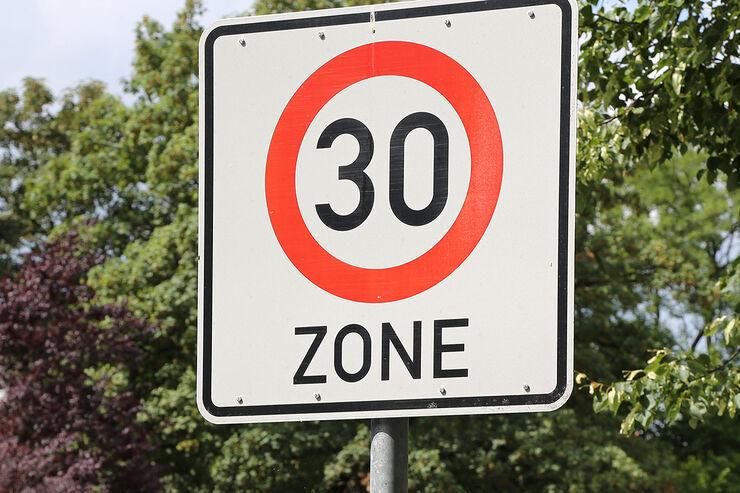 Mehr Tempo 30-Zonen: Mehr Schutz für Kinder und Senioren