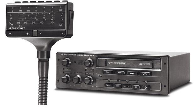 Zubehör, Schwanenhals-Radio