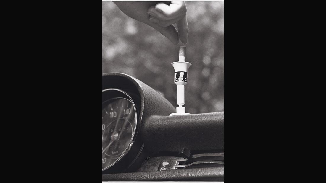 Zubehör, Zigarettenglut-Löscher