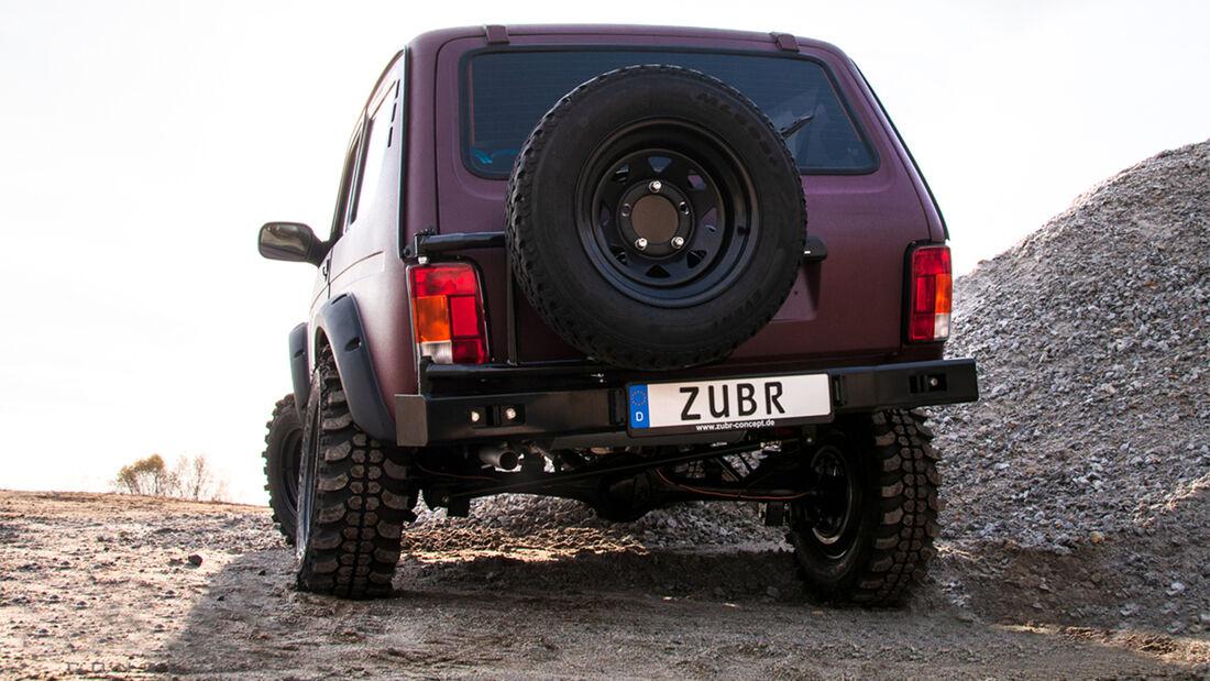 Zubr Concept Lada Niva Offroad Umbau