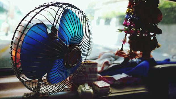 Zusatz-Ventilator