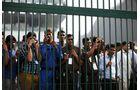 Zuschauer - Formel 1 - GP Indien - 27. Oktober 2012