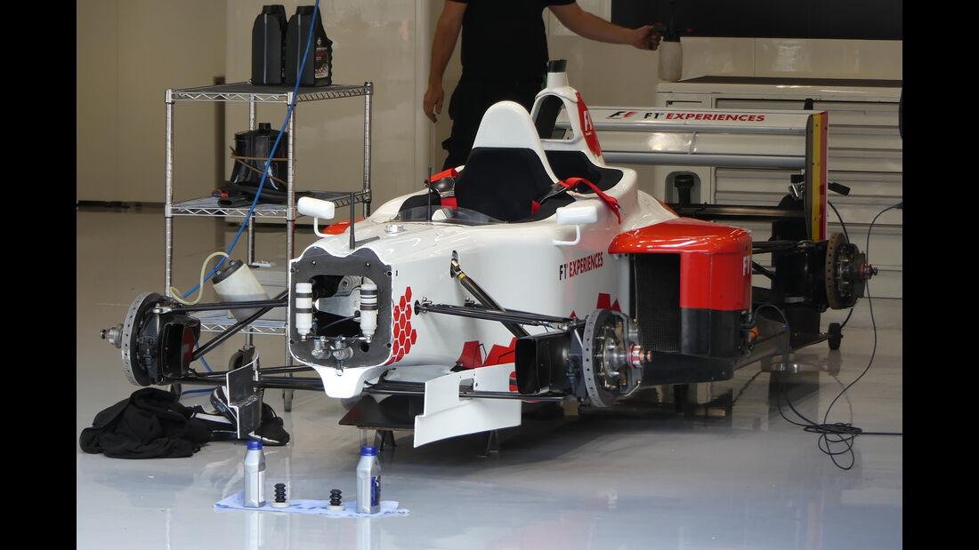 Zweisitzer - GP Belgien - Spa-Francorchamps - Formel 1 - 24. August 2017
