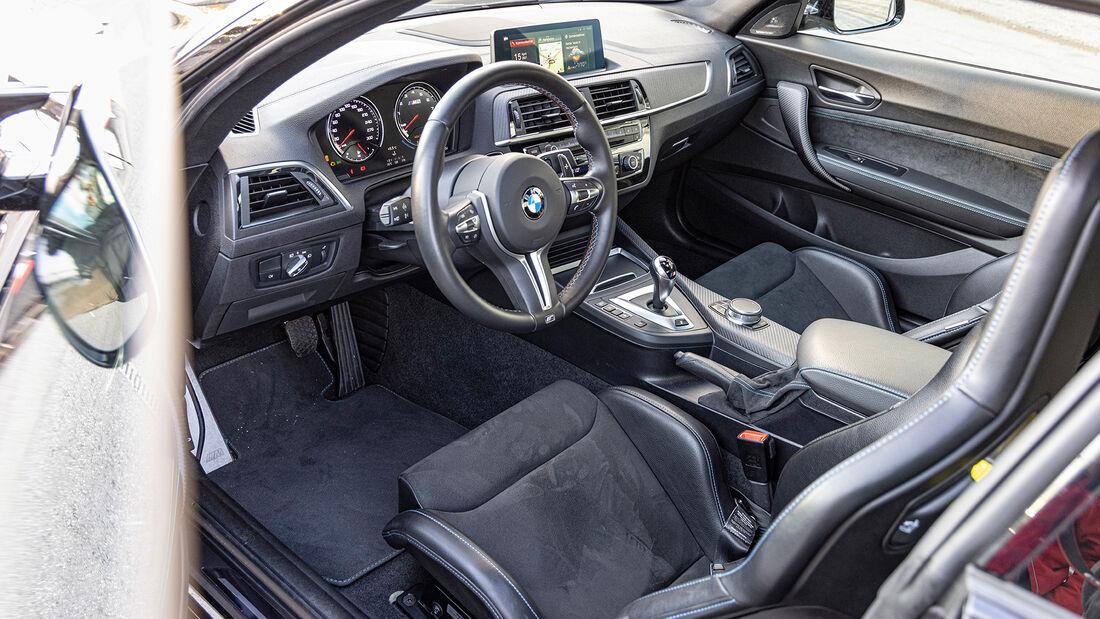 a-workx-BMW M2 Competition, Interieur