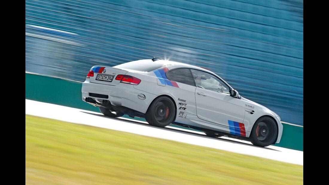 a-workx-BMW M3 460c, Seitenansicht