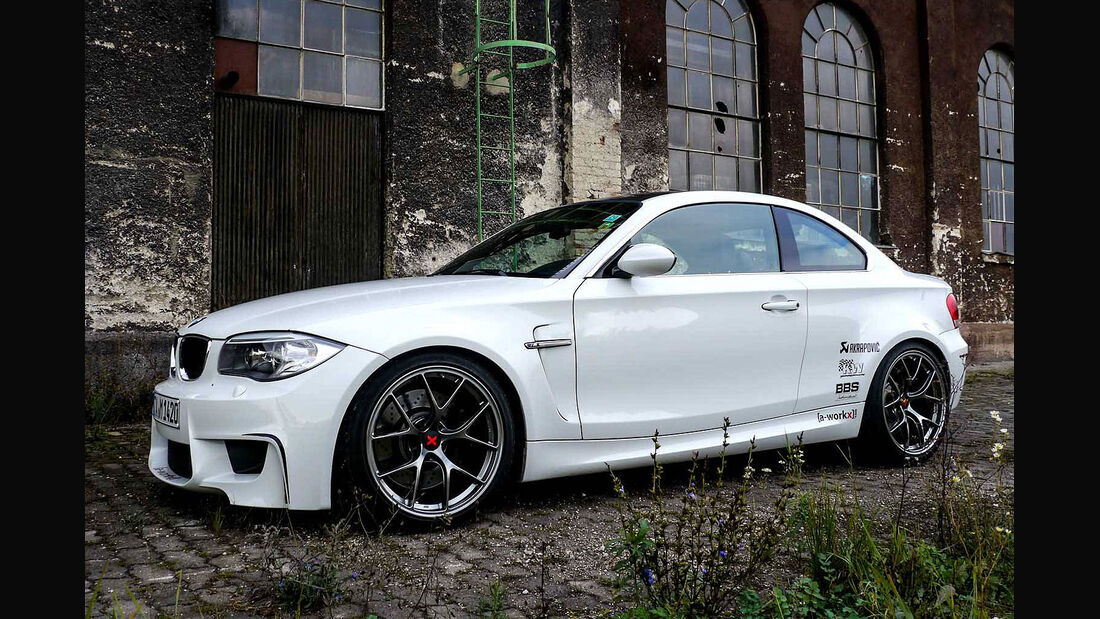 a-workx Mighty 1 BMW 1er M Coupé, Tuner