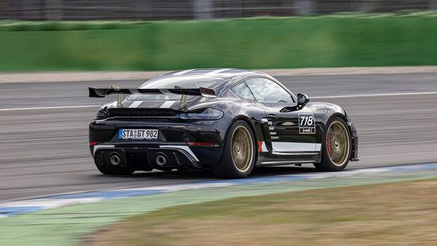 a-workx-Porsche 718 Cayman GT4, Exterieur