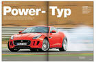 ams 07/2014 FB Jaguar F-Type