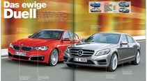 ams 09 Inhalt BMW vs Mercedes