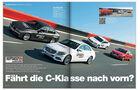 ams 09 Inhalt Mercedes C-Klasse VGL