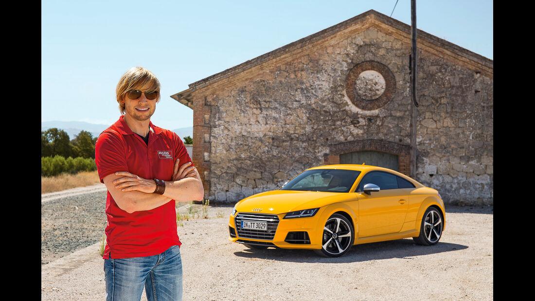 ams 19/14, Audi TTS Redakteur