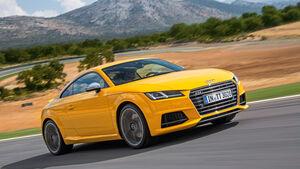 ams 19/14, Audi TTS