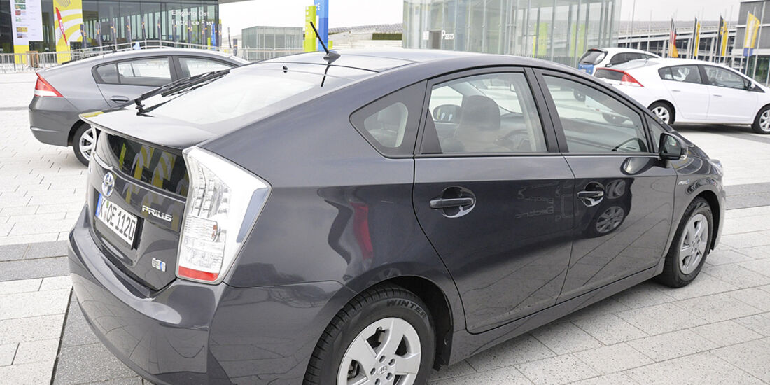 ams Kongress 2010 Autos Elektro