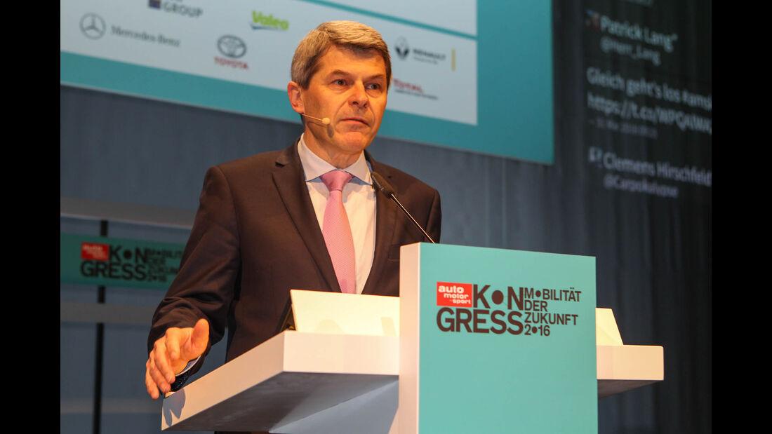 ams-Kongress 2016, Dr. Volker Breid